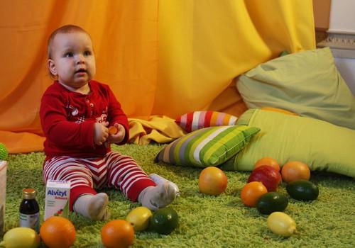 Stiprini mazuļa imunitāti: Piesakies Alvityl Defenses testiem!
