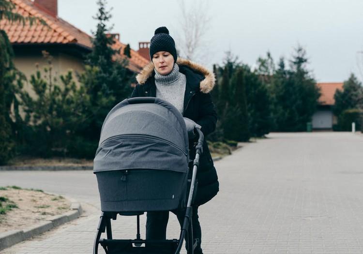 Kas atrodams somā, dodoties pastaigā ar bērniņu?