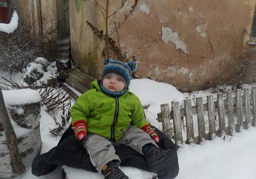 Robertiņa pirmais sniedziņš