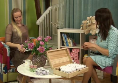 Aromterapija māmiņas pašsajūtas uzlabošanai: ONLINE TV