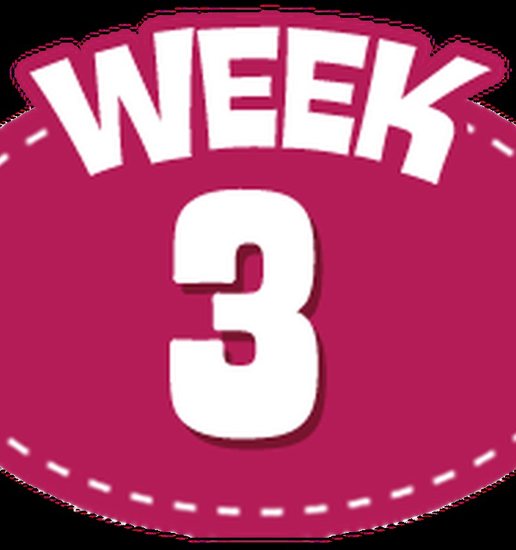 Trešā nedēļa garām - lai slavēti BALDERIĀŅI! :)