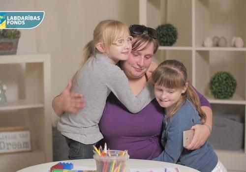 Māmiņu Kluba Labdarības fonds: Palīdzēsim trīs bērnu mammai Unai!