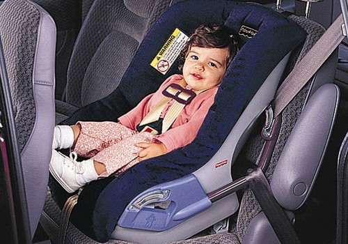 Bērna droša pārvadāšana automašīnā