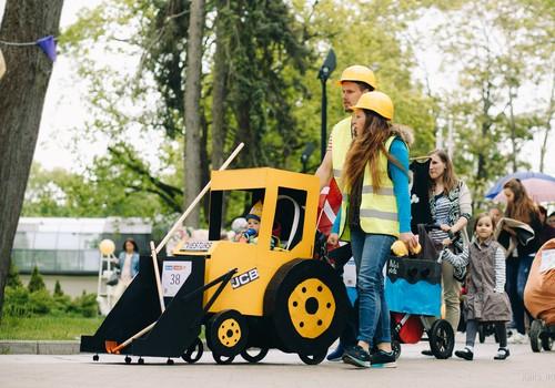 Jau sestdien - Lielākā Latvijas Ratiņu parāde Māmiņu kluba Vasaras festivālā