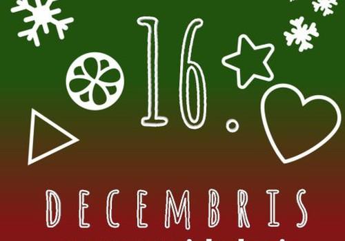 16. decembris - Konfekšu papīrīšu rotājumi #mansmaterialuskapis