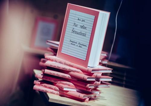 """Komentāru KONKURSS: Laimē grāmatu """"Kas notiek bērnudārzā"""""""