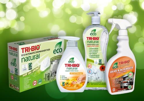 PIESAKIES TRI-BIO ekoloģisko tīrīšanas līdzekļu testiem ŠEIT>>