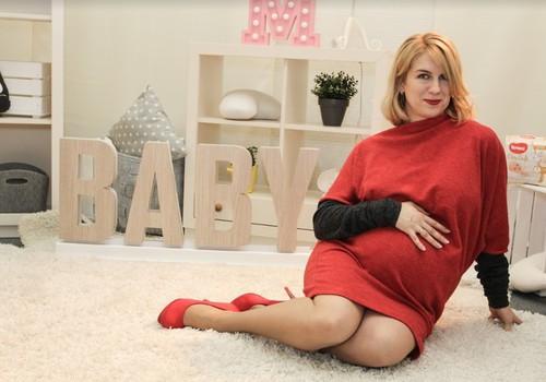 """""""Baby shower"""" jeb organizējam svētkus gaidāmajam mazulītim"""