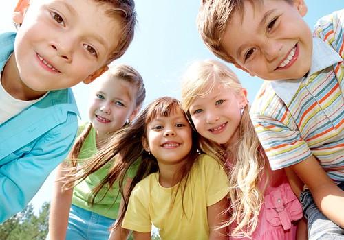 Lai Jūsu bērnam vienmēr būtu labs garastāvoklis un dzīvesprieks!