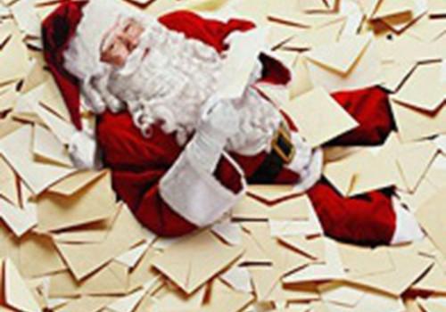 Uzraksti vēstuli Ziemassvētku vecītim un saņem dāvanu!