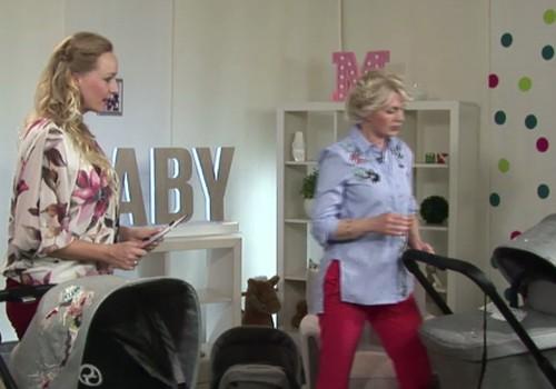 Noderīgi topošajām māmiņām: VIDEOpadomi, kā izvēlēties ratiņus un autokrēsliņu