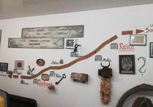 Aglonas pasta un informācijas muzejs gan maziem, gan lieliem