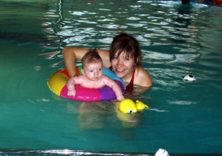 Mazais peldētājs