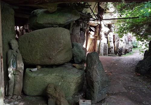 Mistikas muzejs Orvīda sēta Lietuvā