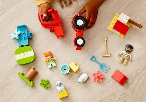 Piedalies konkursā un laimē LEGO DUPLO!