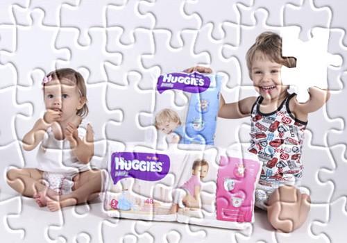Facebook.com konkurss: atrisini puzli un laimē autiņbiksītes savam mazulim!