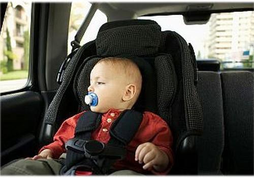 Dienas spēle: cik daudz Tu zini par bērna drošību automašīnā?