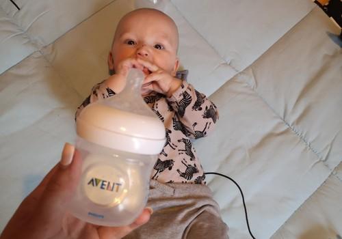 Krūts ēdināšanā glābējs piena bankas veidošanā-AVENT piena sūknītis