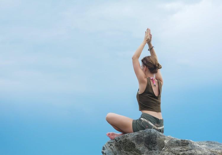Vēlaties uzlabot savu dzīvi? Elpojiet dziļāk!