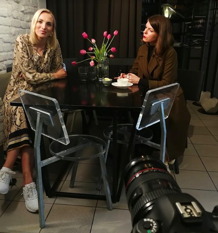 Tiekamies 9.jūnijā Māmiņu Kluba TV raidījumā. Lielajā intervijā - stiliste Iveta Vecmane