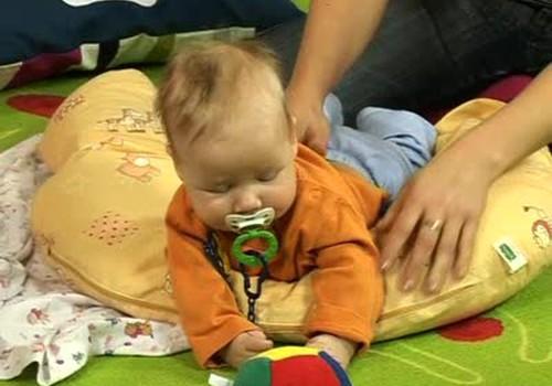 VIDEO: mazuļa pozicionēšana