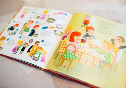 """Jauna izglītojošo grāmatu sērija bērniem """"Kur rodas"""". Par pārtikas produktu ceļu no lauka līdz plauktam"""