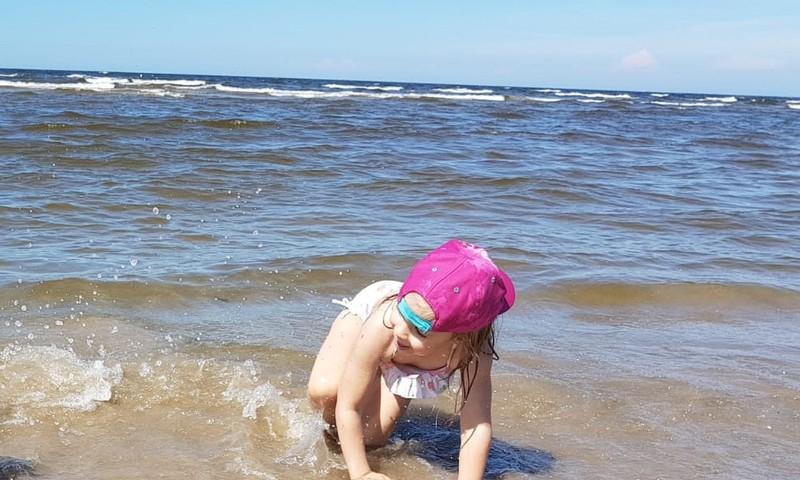 Ūdens un tā sniegtās priekšrocības bērna attīstībai