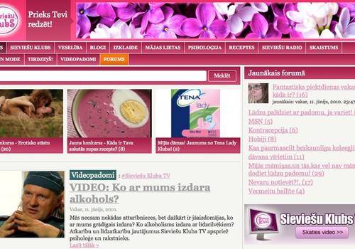 Izklaidējies brīvdienās kopā ar www.sieviesuklubs.lv!