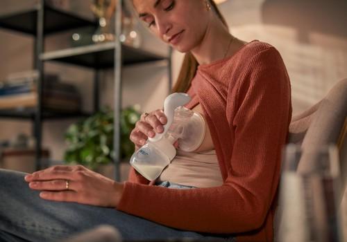 Vairāk komforta, vairāk piena*: Avent Philps manuālais piena sūknis