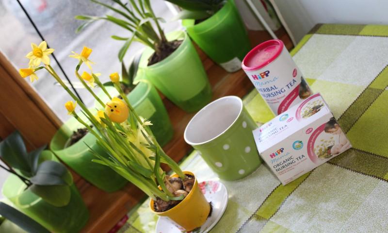 Hipp tēja mammām- mans jaunatklājums