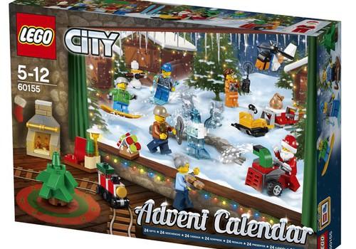 Kuri laiku līdz Ziemassvētkiem skaitīs kopā ar LEGO Adventes kalendāru?