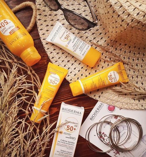 Lai mazinātu ādas pigmentācijas veidošanos, obligāti jālieto saules aizsargkrēms