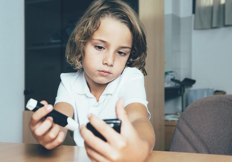 Bērns un cukura diabēts: kas jāzina līdzcilvēkiem?