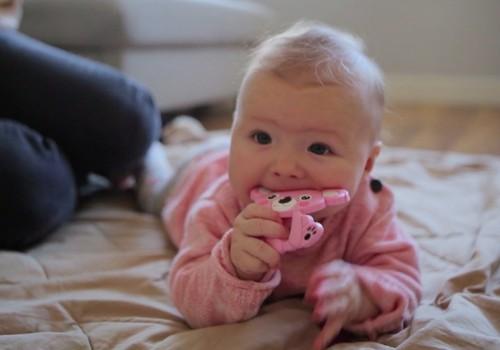 Pieskaries savam mazulim iespējami biežāk, jo pieskāriens - tā ir drošības sajūta
