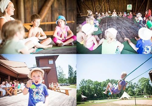 Saulgriežu jogas festivāls aicina arī bērnus: īpašs piedāvājums Māmiņu Kluba biedriem