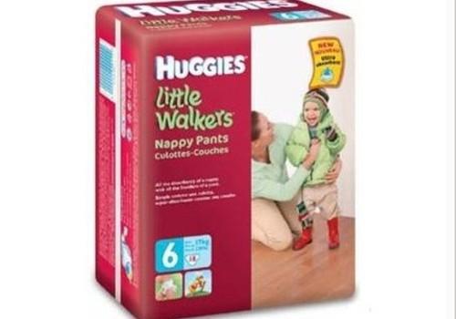 HUGGIES® Little Walkers® Tavam rāpotājam un staigātājam!