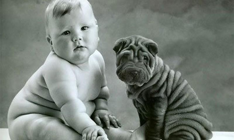 Mazi, resni bērni