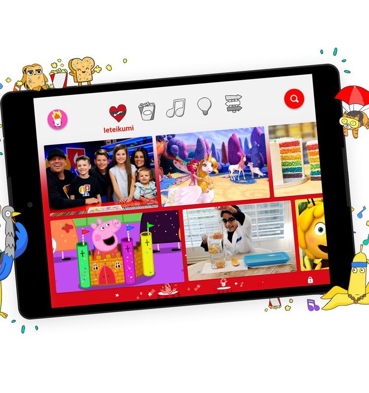 Pakalpojums YouTube Kids tagad arī Latvijā