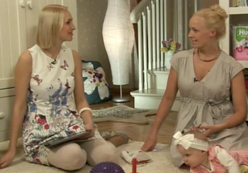 ONLINE TV viesojas Mājsaimnieču olimpiādes vadītāja un Superbēbītes māmiņa Liene Bērziņe