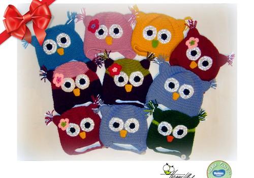 Huggies® svētku dāvanu katalogs: Happy Ulula rūķi gādā siltas dāvanas lieliem un maziem!