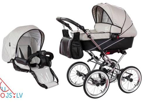 Nāc uz Grūtnieču konferenci un laimē ratiņus savam mazulim!