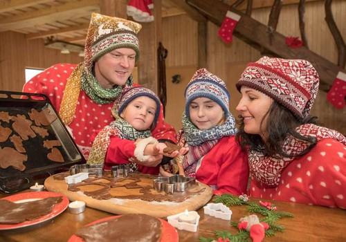 Pagariniet Ziemassvētku brīvdienas Dimantu kalnā!