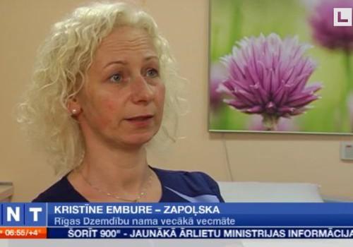Katru gadu Latvijā pieaug to māmiņu skaits, kuras savus bērnus izvēlas laist pasaulē mājās