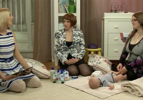 Kā aprūpēt bērniņa ādu pirmajos dzīves mēnešos? ONLINE TV saruna ar ārsti Irēnu Putniņu