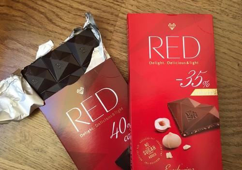 RED šokolāde. Grēkot bez sirdsapziņas pārmetumiem