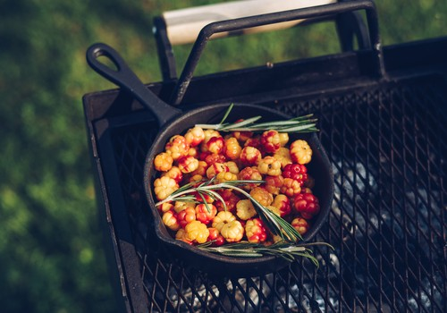 Gatavojam meža veltes uz atklātas uguns: receptes un idejas
