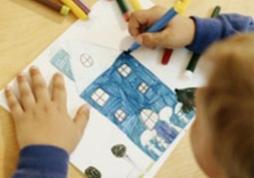 Kas apslēpts  bērna zīmējumā?