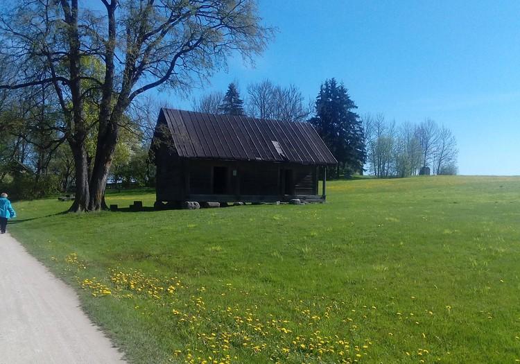 Klebonišķu etnogrāfiskais ciems- Lietuvas dabas stūrītis