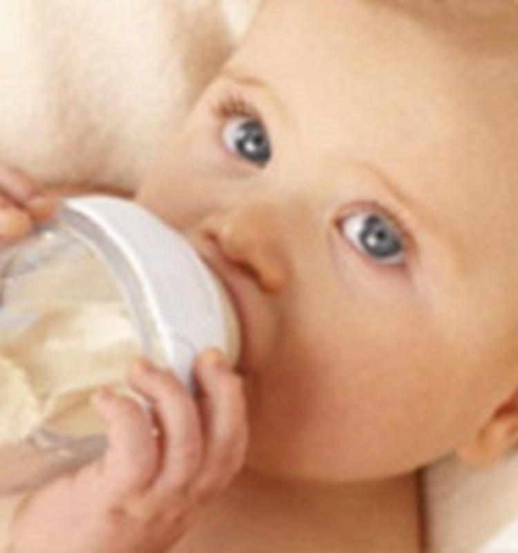 Šodien radio raidījumā par zīdaiņu ēšanas problēmām