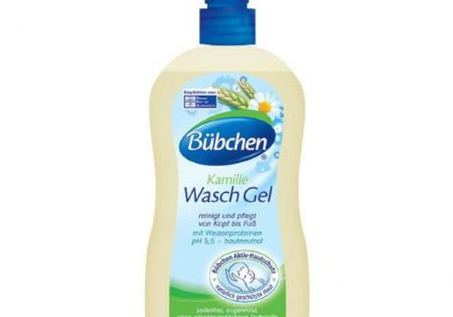 Bübchen Wasch Gel aicinām izmēģināt...